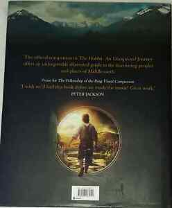 The Hobbit The Unexpected Journey Visual Companion Hard Cover Bo London Ontario image 2