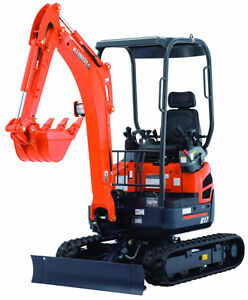 Construction Equipment Rental - **FREE DELIVERY & PICK UP**