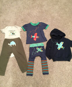 Assorted baby boy fall/winter clothing. Size 18-24 months Edmonton Edmonton Area image 6