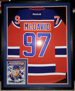 Premium Professional Jersey Framing for only $299.99