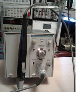 TEKTRONIX CURRENT PROBE SYSTEM TM502A, AM503 & A6302