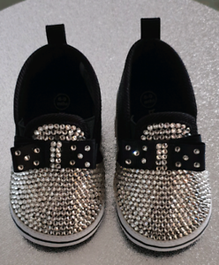 Baby Girl shoes, Bling, casual, sparkly