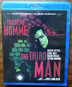 Third Man and Intolerable Cruelty on Blu Ray