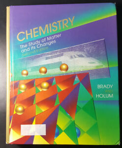 Chemistry: The Study of Matter and Its Changes, 2nd Edition