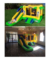 Inflatable Bouncy Castle rental Free Delivery & Pick up