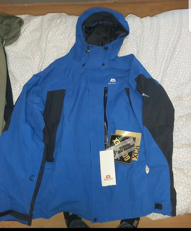 Mens Mountain Equipment Gore Tex Xcr Jacket In Newcastle