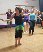 Try Belly Dance for Free