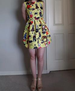 New dress XS