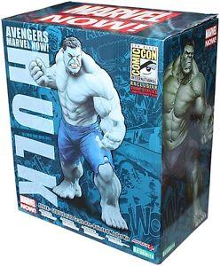 Kotobukiya Marvel Avengers Grey Hulk 10