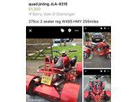 Red Quad Jinling JLA-931E