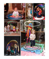 Giant bubbles for kids birthday party,wedding,inflatables ,shows