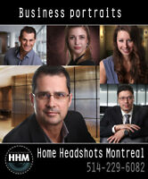 Linkedin and business photos / Pro Photographer Montreal