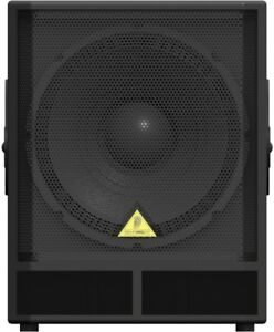 2 18 inch passive (non powered)behringer subs