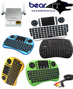 Mini i8 2.4GHz Portable Wireless Handheld Mini Keyboard