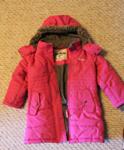 Girls Coat and Snowpants