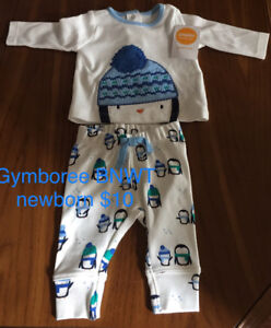 Brand new baby/toddler boy clothing