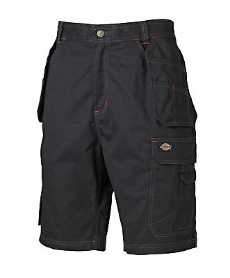 Dickies Shorts WD802 schwarz Redhawk Pro black Arbeitsshorts Super Hose