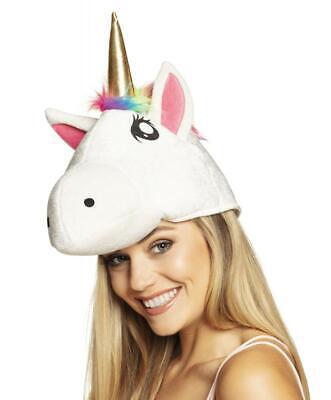 Einhorn Unicorn Märchen Pony Pferd Hut Mütze Kappe Party Kostüm Kleid - Einhorn Kostüm Hut