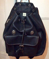 Gap leather back pack