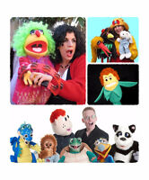 Puppet Shows  and  Storytelling for kids birthday party