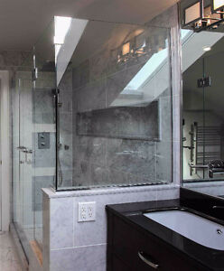 FrameLess Shower Glass Enclosures AND MORE... Stratford Kitchener Area image 6