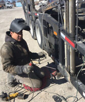 Welder Mobile For Truck & Trailer Repair