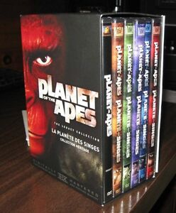Planet Of The Apes DVD Set