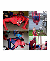 Spider entertainer for kids birthday party with games and more