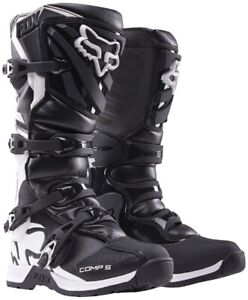 FOX PRO COMP 5 MX BOOTS - NEW