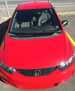 "2009 Honda Civic coup ""Automatic"" ""Low mileage"" ""New MVI"""