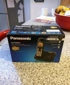 Parasonic Telephone voicemail wireless