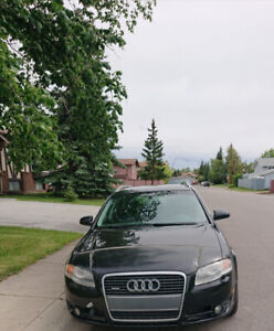 2006 Audi A4 2.0 awd $3700 obo trades welcomed