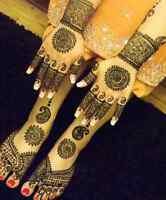 Bridal Henna Artist for your special occasion