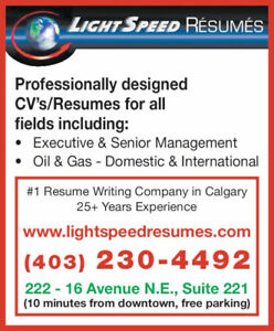 resume writing find other services in calgary kijiji classifieds