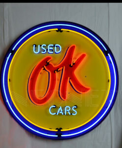 Large 36inx36 neon signs