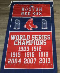 Drapeau Red Sox de Boston