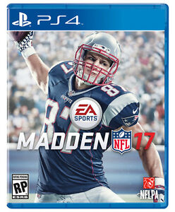 Madden 17 for PS4 $70 or best offer