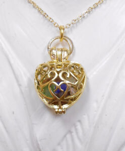 Aromatherapy Essential Oil Lockets NO CHAIN