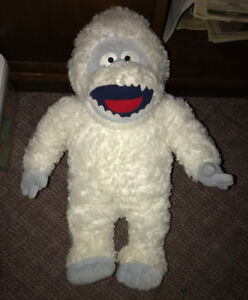 """Rudolph the Red Nosed Reindeer """"Bumble"""" Abominable Snowman Plush"""