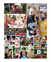 Pirate Kids birthday Parties entertainers and more