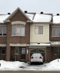 Townhome for Rent in Barrhaven, Ottawa
