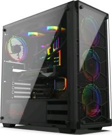 Krux leda pc tower case KRX0007