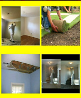 Drywall, Paint and Taping by ADJACENTCONTRACTORS
