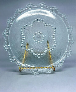 Bubble Glass plates