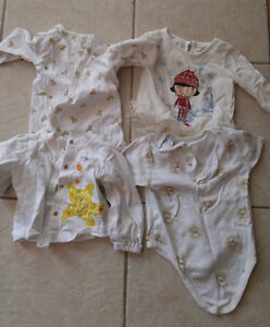 Girls Clothes - 3-6M
