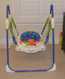 fisher price deluxe jumperoo