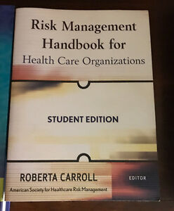 Risk management textbook