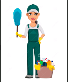 Domestic private cleaning services