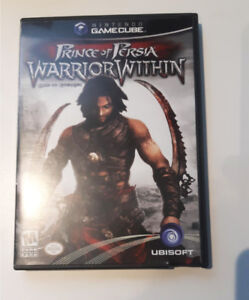 Prince of Persia Warrior Within - Jeu Gamecube