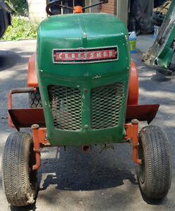 1960's CAFTMANS RIDING MOWER. HIGHLY COLLECTIBLE AND SUPER RARE